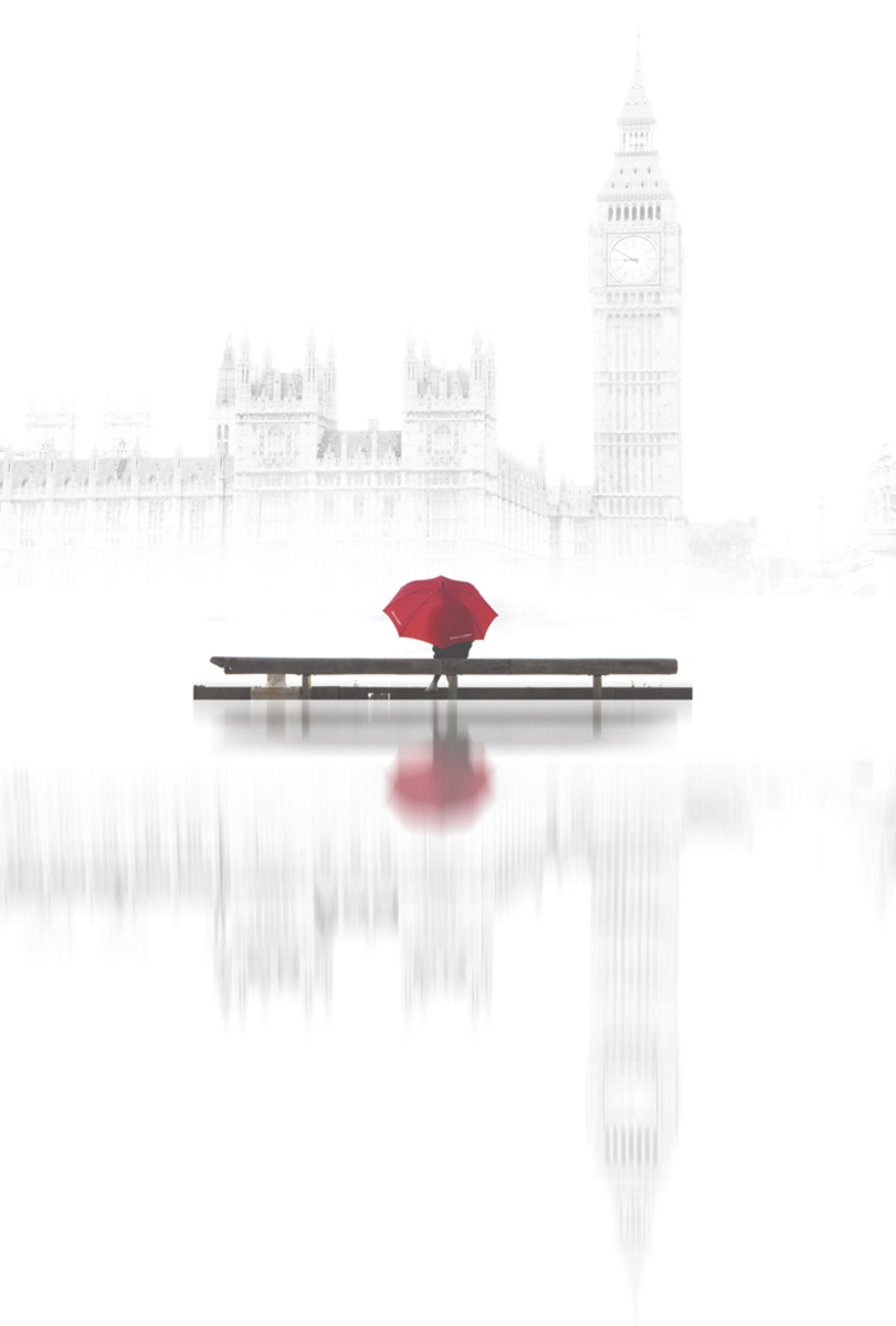 """2020 Creative Section """"Westminister Dreaming"""" by Monique Whear: Awarded SSNEP Silver Medal"""